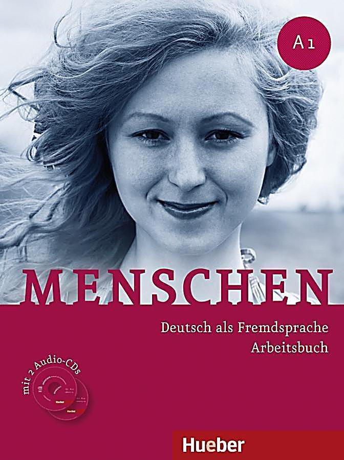 menschen deutsch als fremdsprache bd a1 arbeitsbuch m 2 audio cds buch. Black Bedroom Furniture Sets. Home Design Ideas
