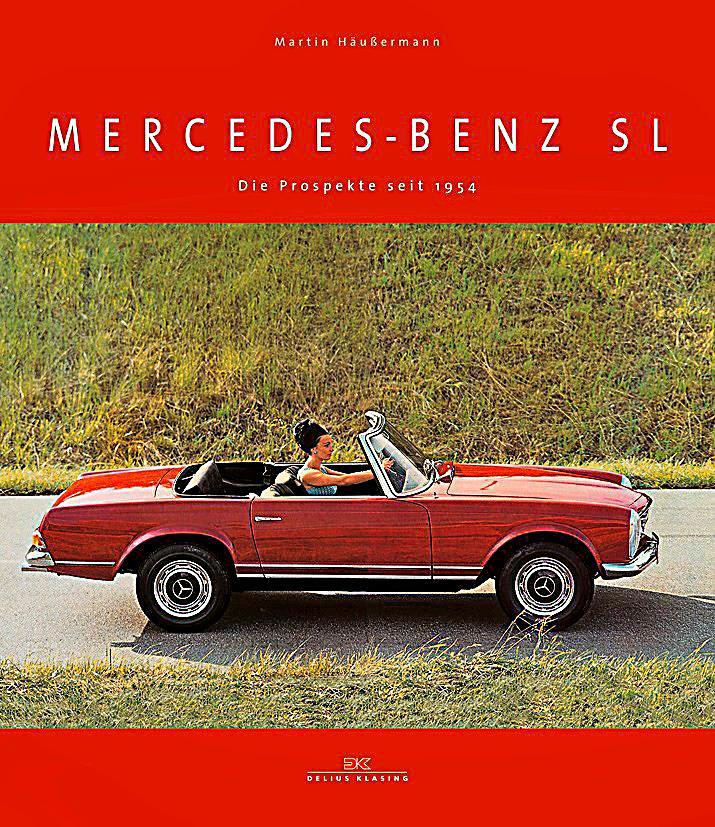 Mercedes benz sl buch im online shop von bestellen for Mercedes benz store online