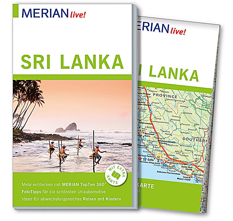 merian live reisef hrer sri lanka buch bei. Black Bedroom Furniture Sets. Home Design Ideas