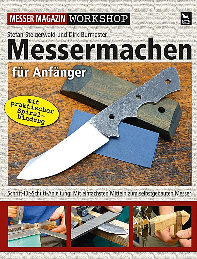 Messermachen für Anfänger Buch portofrei bei Weltbild.de