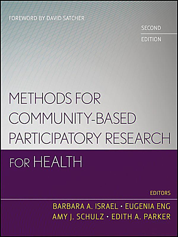 focused community based research Welcome to the site where you can access best practice/research-based prevention and intervention programs designed to meet the social report of the national panel for evidence-based school counseling outcome research coding protocol and evaluation child and family focused cognitive.
