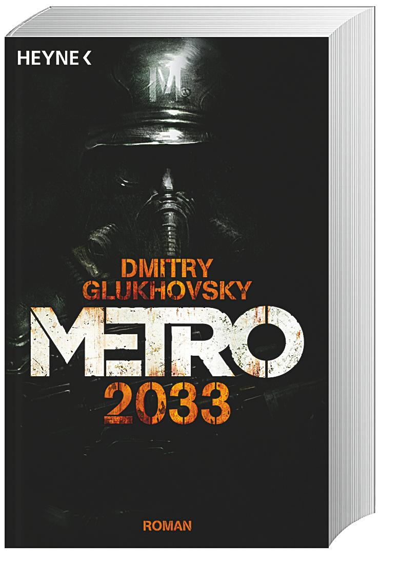 metro 2033 buch von dmitry glukhovsky portofrei bei. Black Bedroom Furniture Sets. Home Design Ideas