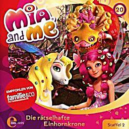 mia and me die r tselhafte einhornkrone 1 audio cd h rbuch. Black Bedroom Furniture Sets. Home Design Ideas