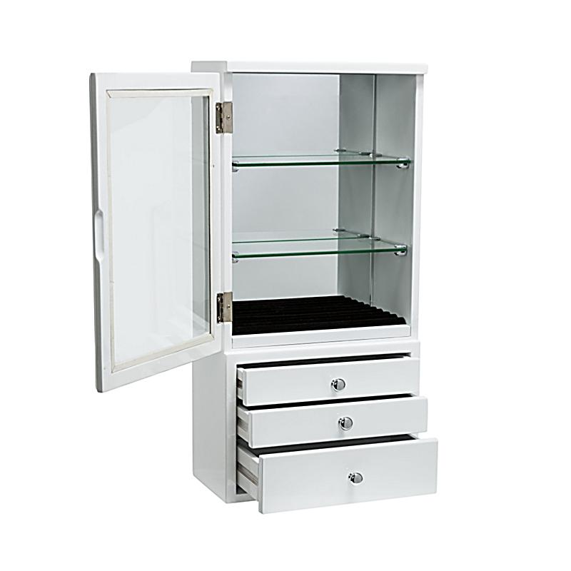 miavilla schmuck schrank clara weiss bestellen. Black Bedroom Furniture Sets. Home Design Ideas