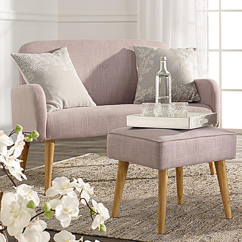 miavilla sitzbank mila altrosa jetzt bei bestellen. Black Bedroom Furniture Sets. Home Design Ideas