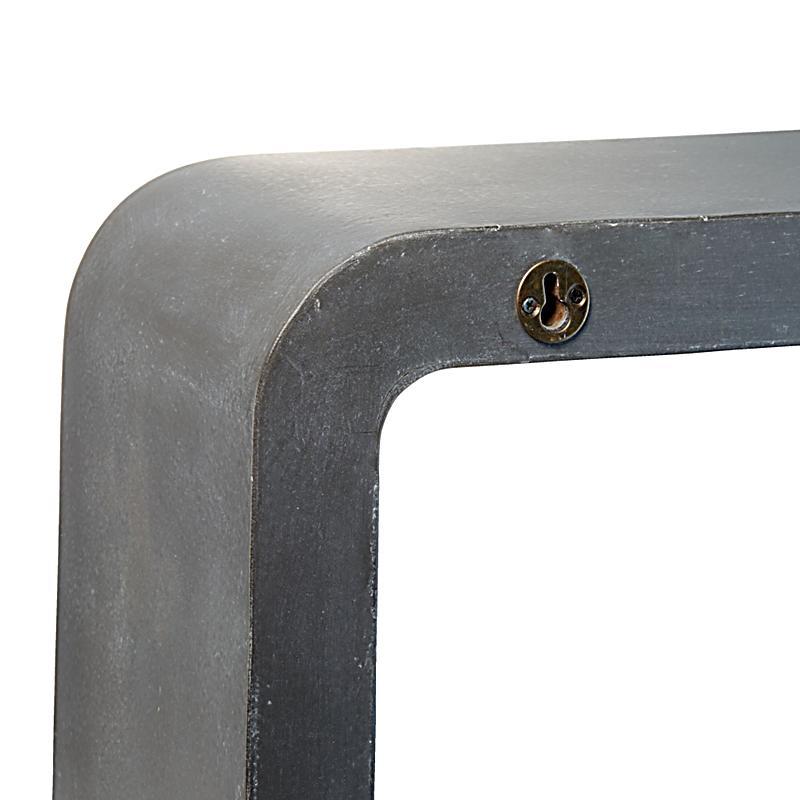 miavilla wandregal cube grau jetzt bei bestellen. Black Bedroom Furniture Sets. Home Design Ideas