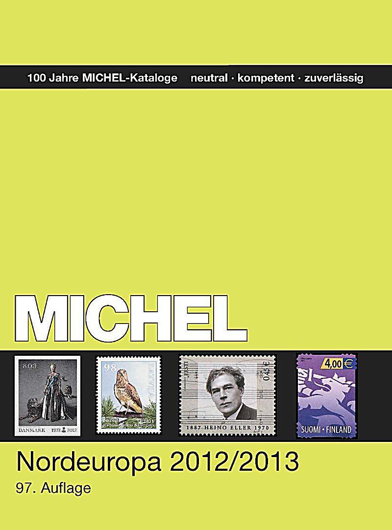 Michel Europa Katalog Bd 5 Nordeuropa Katalog 2012 2013