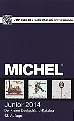 Michel Junior Katalog 2014 Buch Portofrei Bei