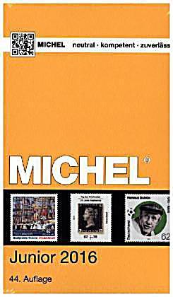 Michel Junior Katalog 2016 Buch Portofrei Bei