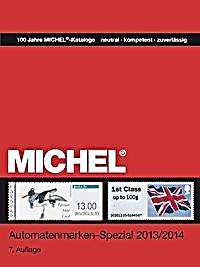 Michel Katalog Automatenmarken Spezial 2013 14 Buch
