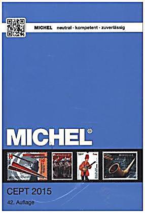 Michel Katalog Cept 2015 Buch Portofrei Bei