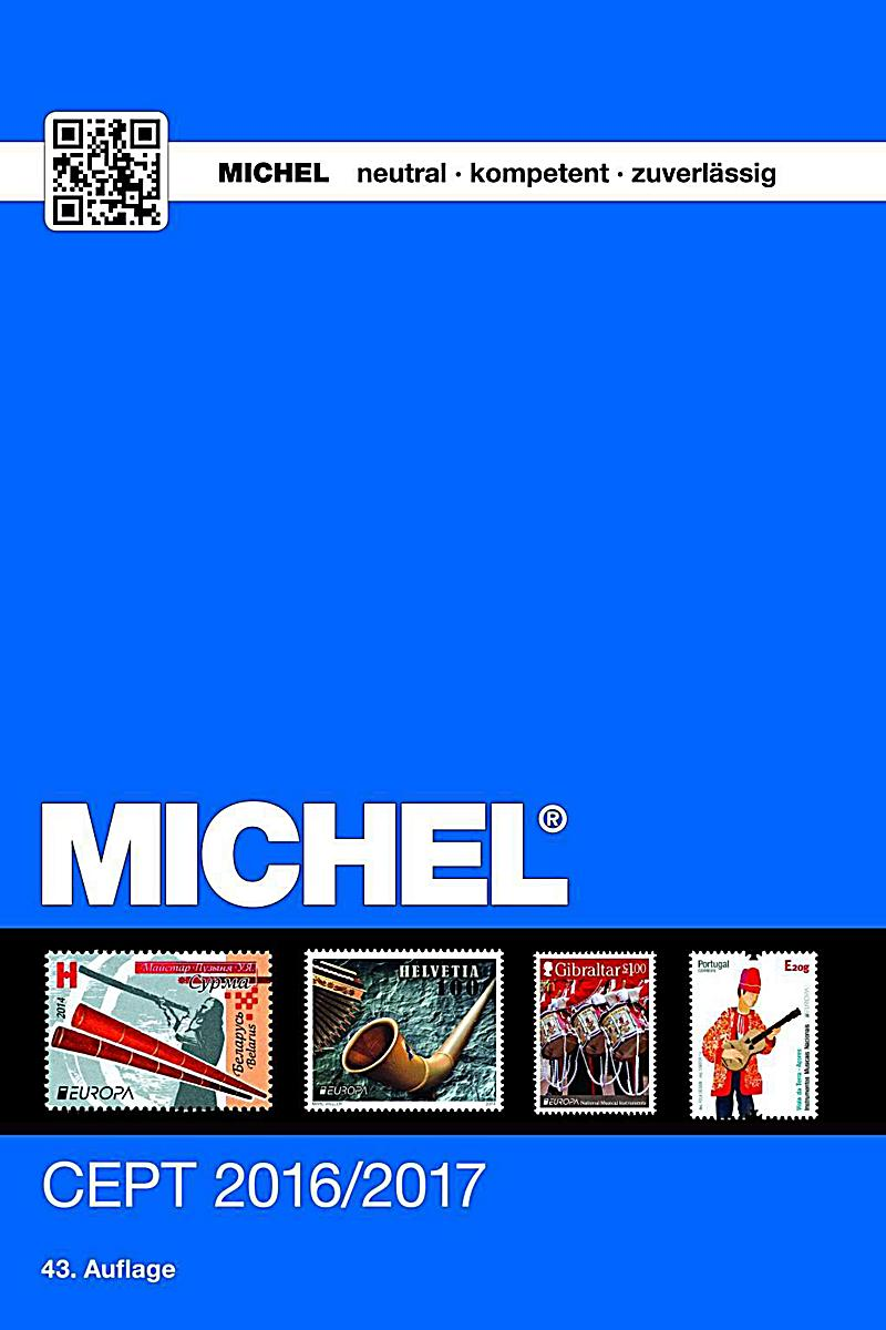 Michel Katalog Cept 2016 2017 Buch Portofrei Bei