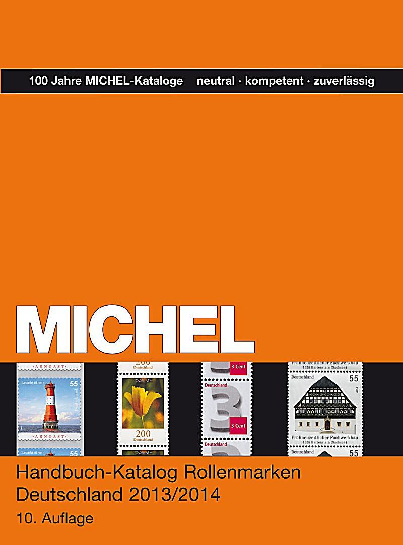 Michel Katalog Rollenmarken 2012 Buch Portofrei Bei