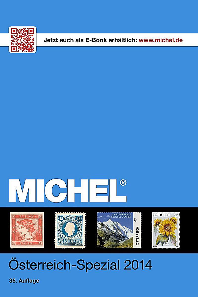 Michel Sterreich Spezial Katalog 2014 Buch Portofrei