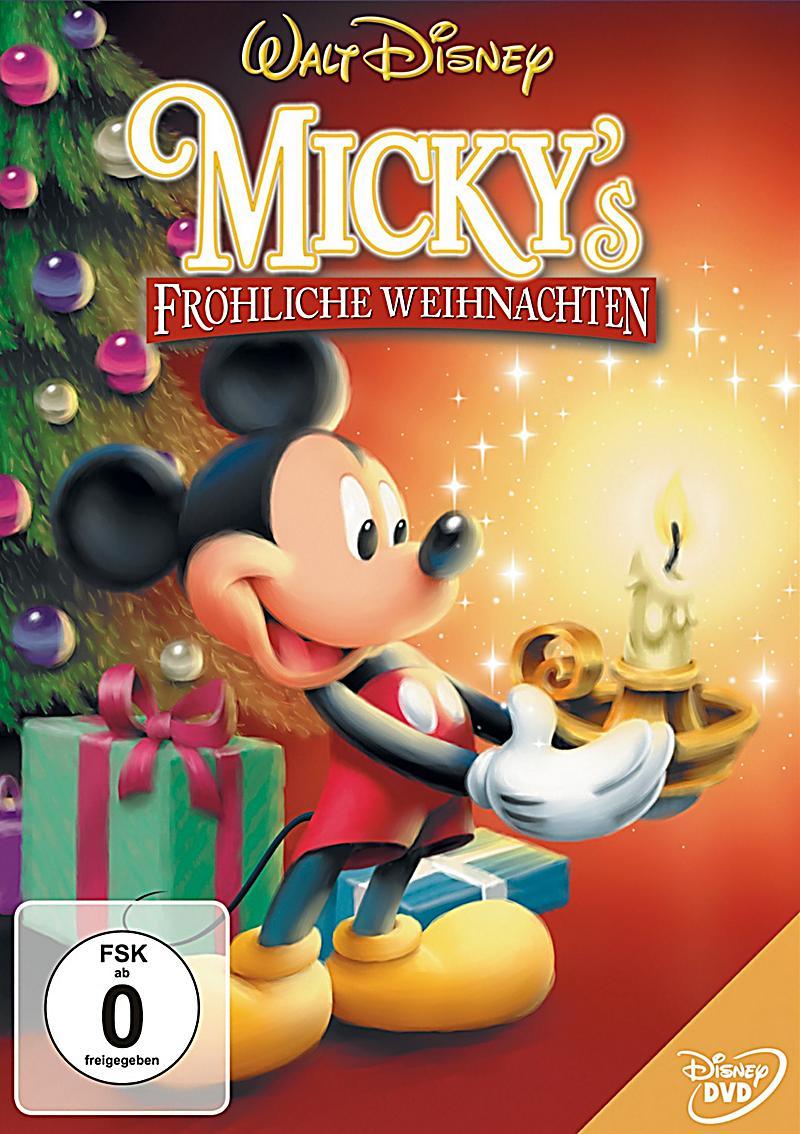 micky 39 s fr hliche weihnachten dvd bei bestellen. Black Bedroom Furniture Sets. Home Design Ideas