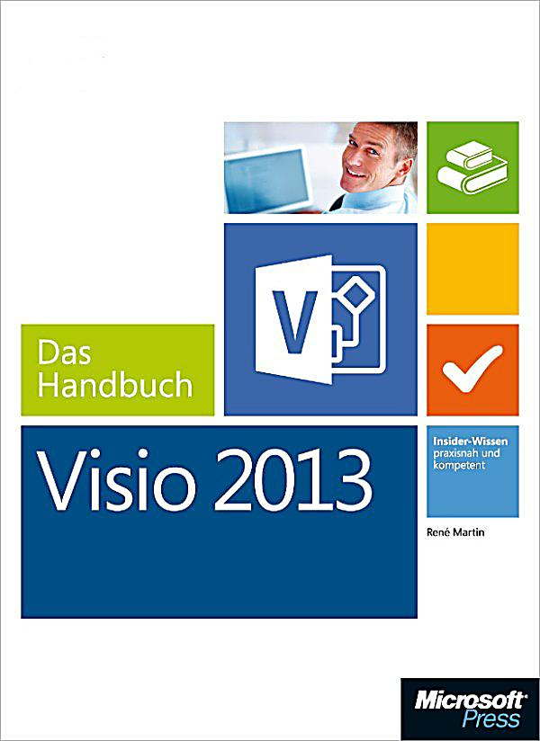 microsoft visio 2013 das handbuch ebook. Black Bedroom Furniture Sets. Home Design Ideas