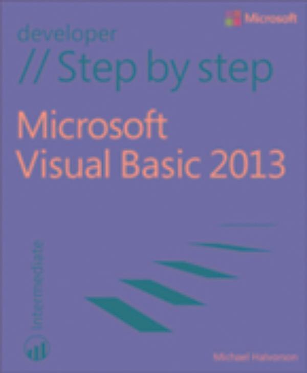 visual basic 2013 tutorial pdf