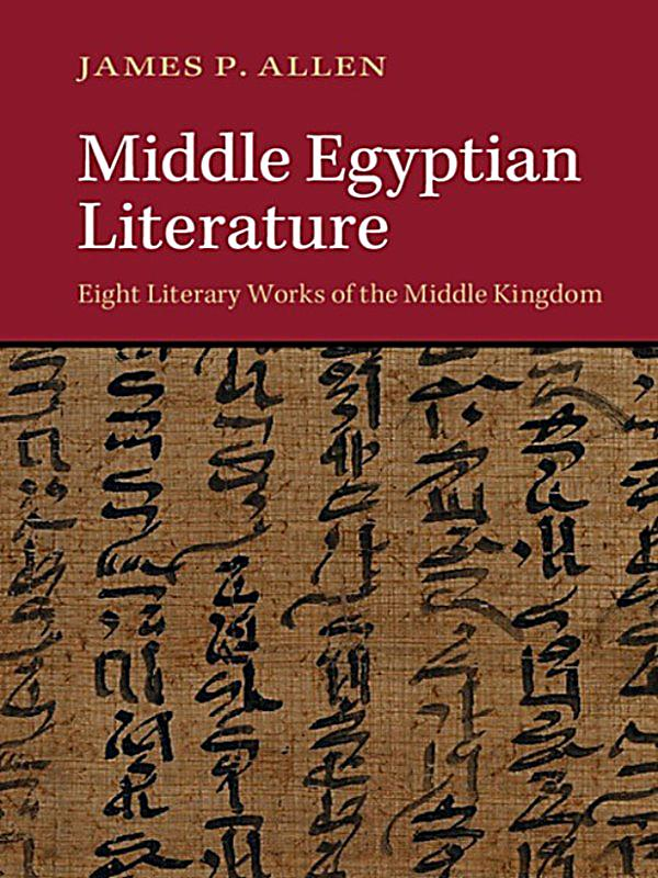 egyptian literature Ancient egyptian literature is characterized by a wide diversity of types and  subject matter it dates from the old kingdom (c 2755-2255 bc) into the.