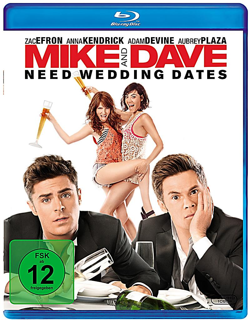 Mike And Dave Need Wedding Dates Blu-ray Bei Weltbild.de
