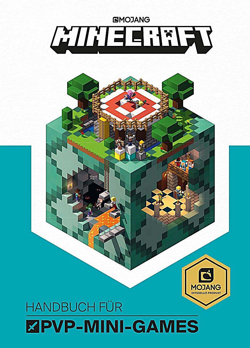 Minecraft - Handbuch für PVP-Mini-Games Buch - Weltbild.ch