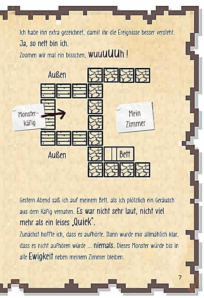 Minecraft: Tagebuch eines Super-Kriegers Buch - Weltbild.ch