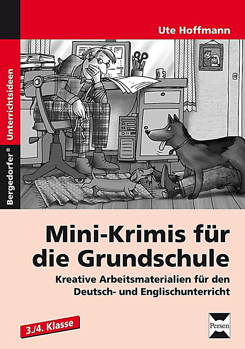 mini krimis f r die grundschule 3 4 klasse buch portofrei. Black Bedroom Furniture Sets. Home Design Ideas