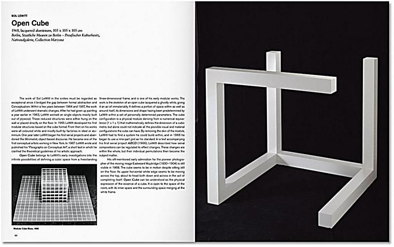 Minimal art buch von daniel marzona bei bestellen for Minimal art kunst