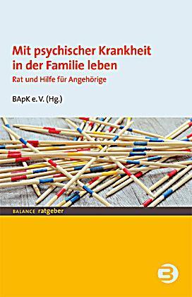 Mit Psychischer Krankheit In Der Familie Leben Buch Portofrei