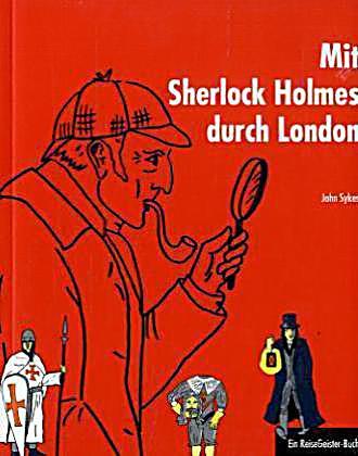 Mit Sherlock Holmes Durch London Buch Bei