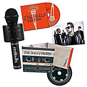 Emil Bulls - Mixtape - 2-CD - Standard (AFM 7116)