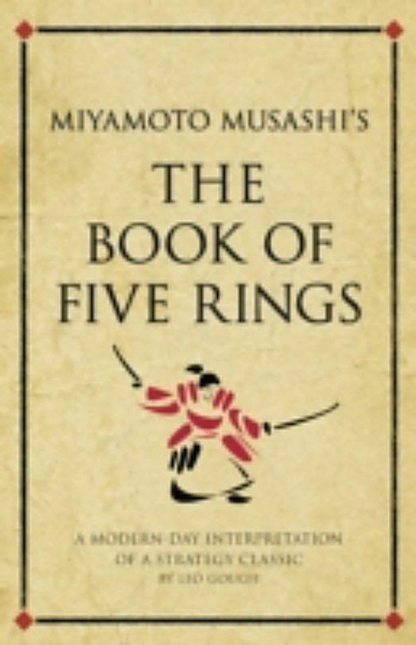 an analysis of the book of five rings by miyamoto musashi Specialists - summer reading collectible editions: buy 2, get the 3rd free favorite paperbacks: buy 2, get the 3rd free board books: buy 2, get the 3rd free.
