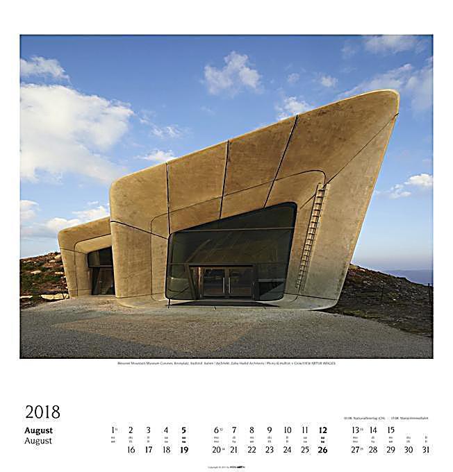 Moderne architektur 2018 kalender bei bestellen - Architektur moderne ...