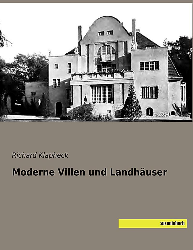 Moderne Villen und Landhäuser Buch portofrei bei Weltbild.de