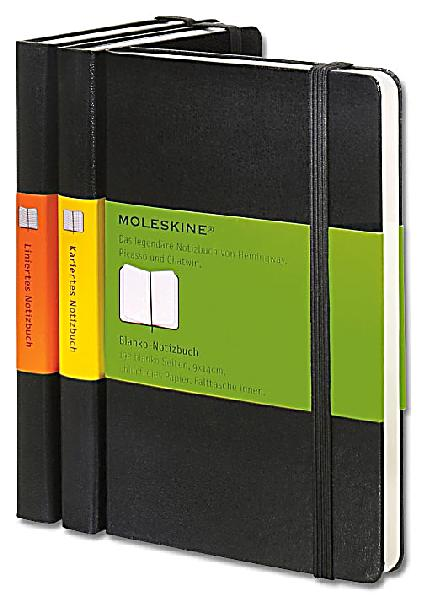moleskine notizbuch kariert din a5 bestellen. Black Bedroom Furniture Sets. Home Design Ideas