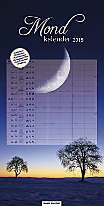 mondkalender 2015 kalender g nstig bei bestellen. Black Bedroom Furniture Sets. Home Design Ideas