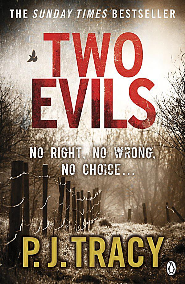 Two Evils: Monkeewrench Book 6, Tracy, P. J., Used; Good Book