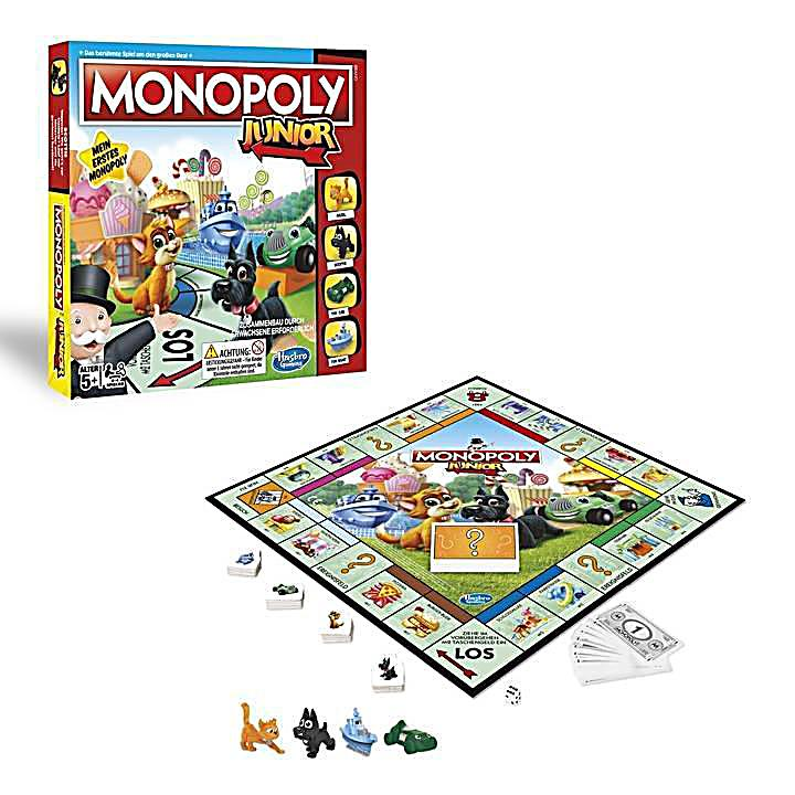 Monopoly Kinderspiel