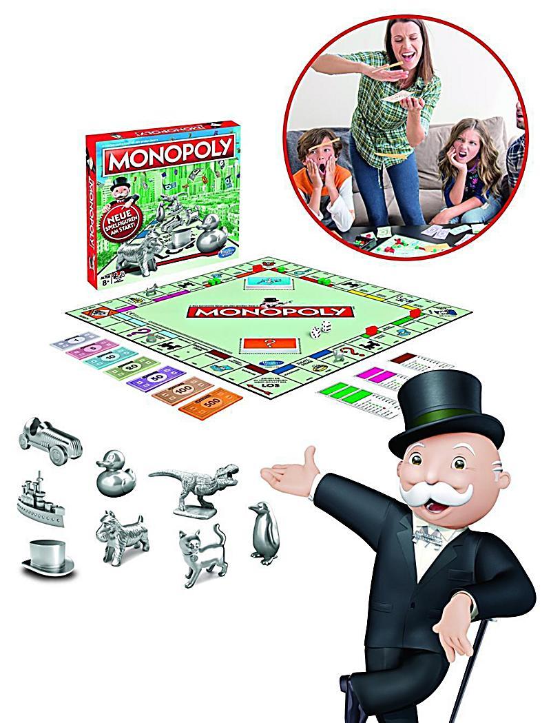 monopoly spiel classic jetzt bei bestellen. Black Bedroom Furniture Sets. Home Design Ideas