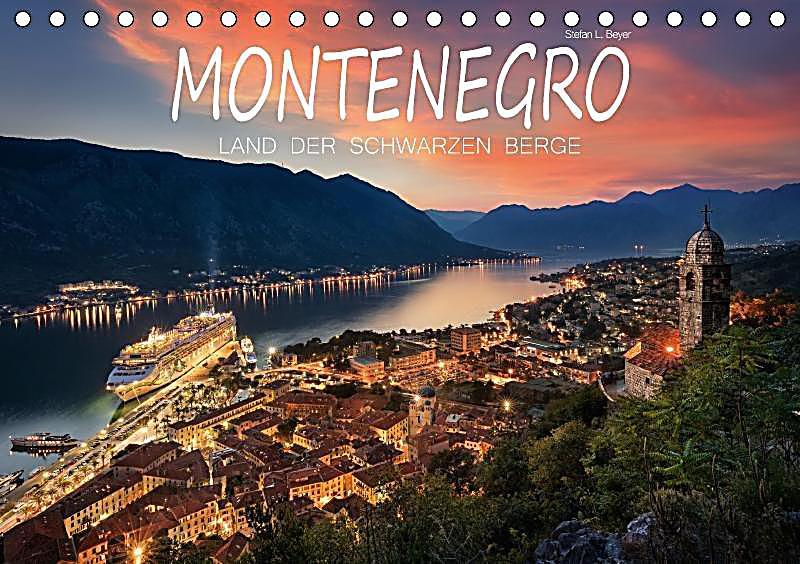 montenegro land der schwarzen berge tischkalender 2018 din a5 quer dieser erfolgreiche. Black Bedroom Furniture Sets. Home Design Ideas
