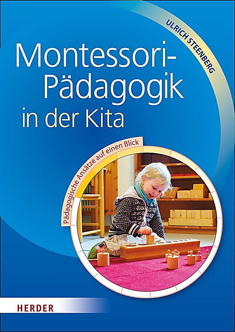 Montessori p dagogik in der kita buch bei for Herbstbasteln in der kita