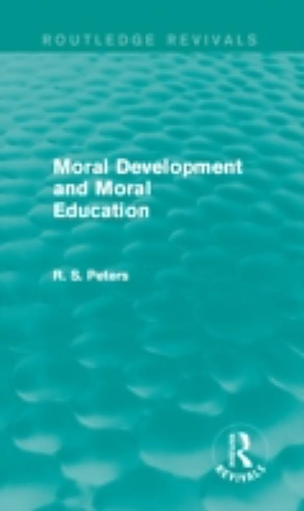 morality lost and moral education A teacher's resource to moral education, cognitive development, and domain based education.