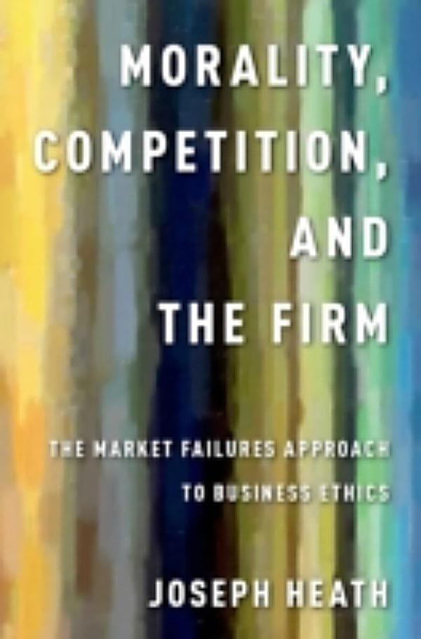 the ethics of competition and other essays Can ethics provide answers is an excellent collection for students, scholars, and anyone concerned with the degree to which our principles can guide our policies search images.