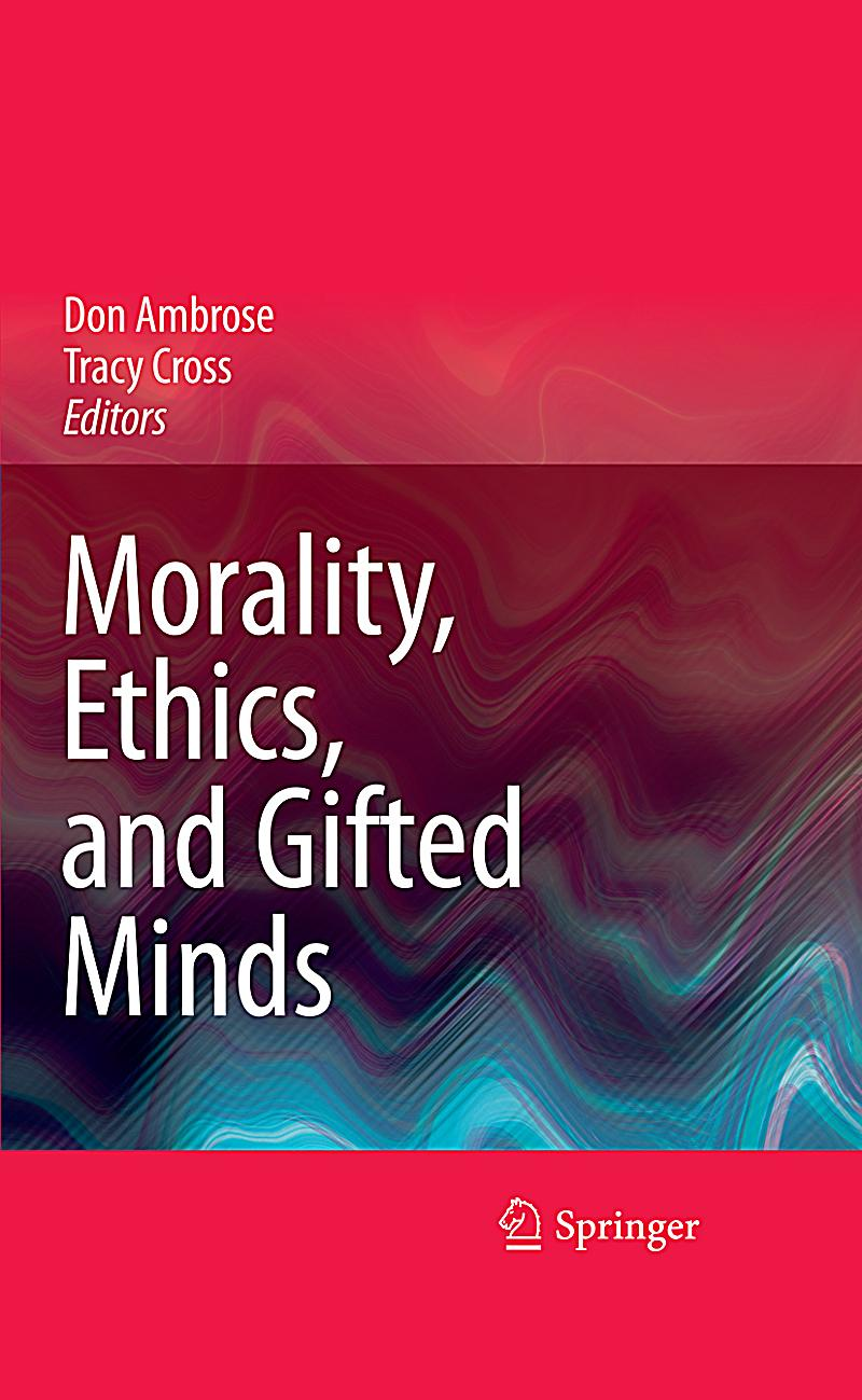 morality ethics Ethical behavior – regardless of who the practitioner may be – results always  from the  of the god and we must admit that he cannot be the source of morality.