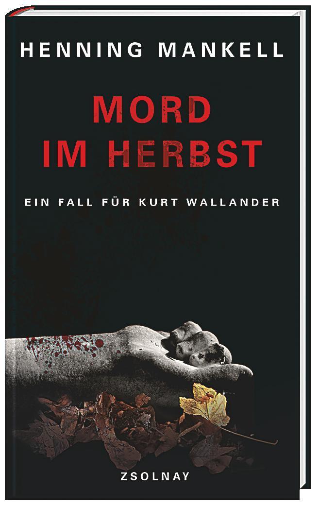 Mord im Herbst Buch von Henning Mankell portofrei bei