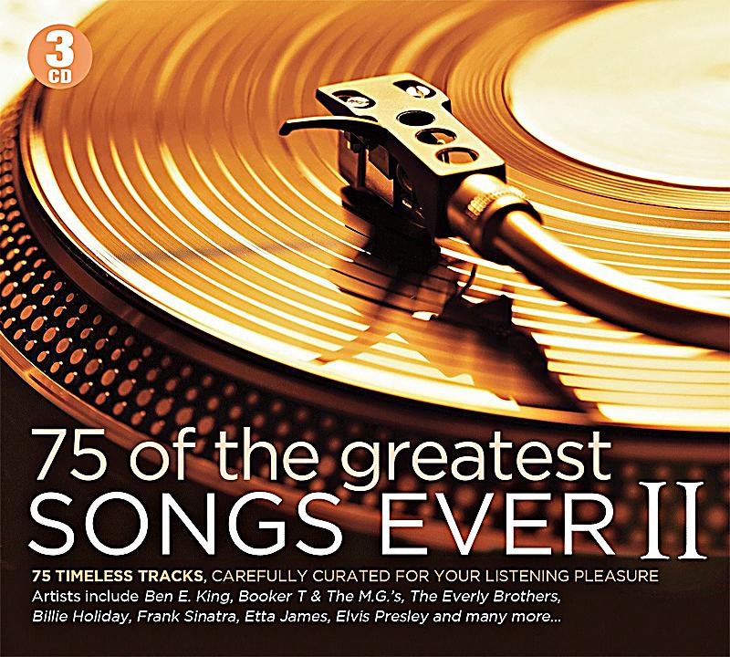 More of the greatest songs ever 3 cds cd bestellen for Best house music ever