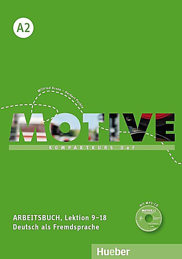 Briefe Schreiben Deutsch Als Fremdsprache übungen Für A2 Und B1 : Motive kompaktkurs daf bd a arbeitsbuch lektion