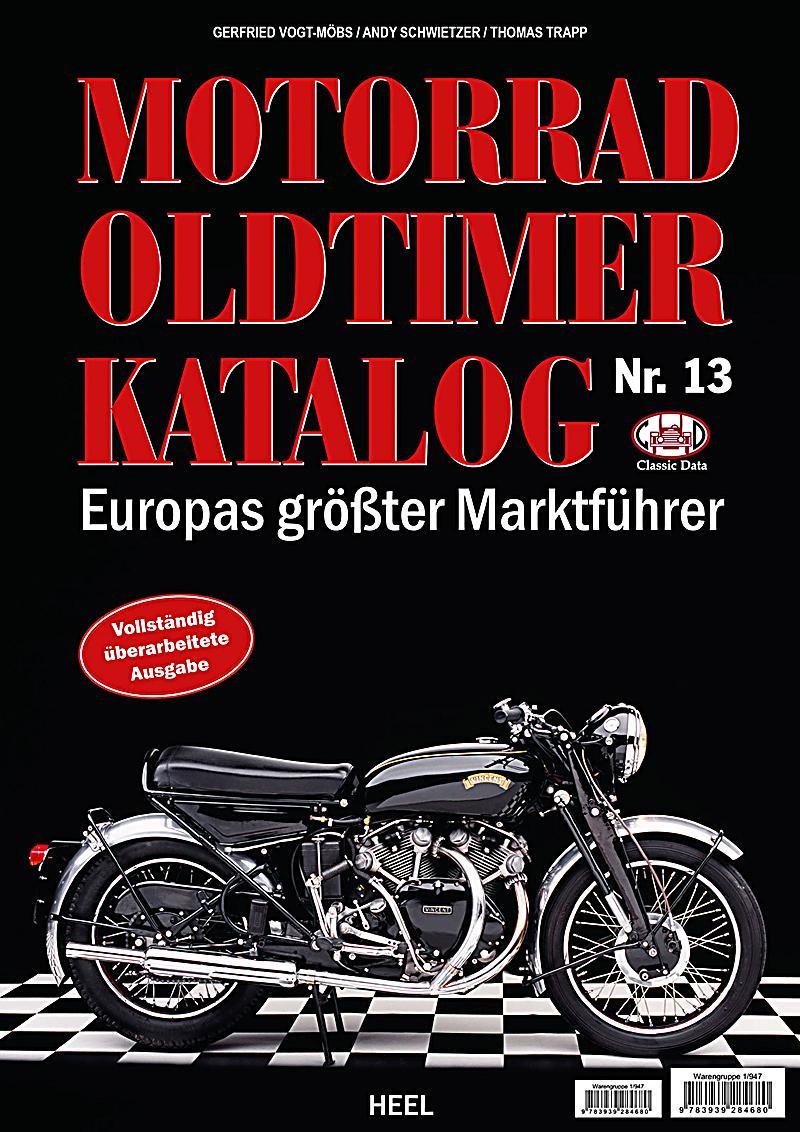 Motorrad Oldtimer Katalog Buch Portofrei Bei