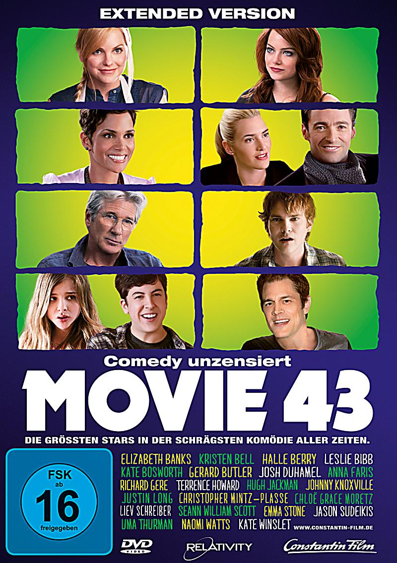 movie 43 dvd jetzt bei online bestellen. Black Bedroom Furniture Sets. Home Design Ideas