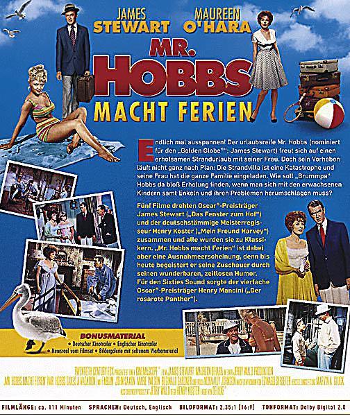 Mr.Hobbs Macht Ferien