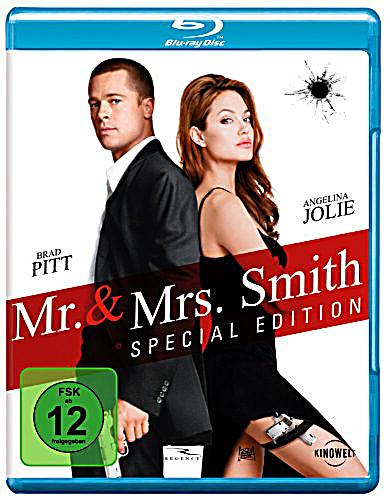 mr mrs smith special edition blu ray bei kaufen. Black Bedroom Furniture Sets. Home Design Ideas